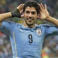 Luis Suarez 7