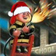 bombero chico bueno